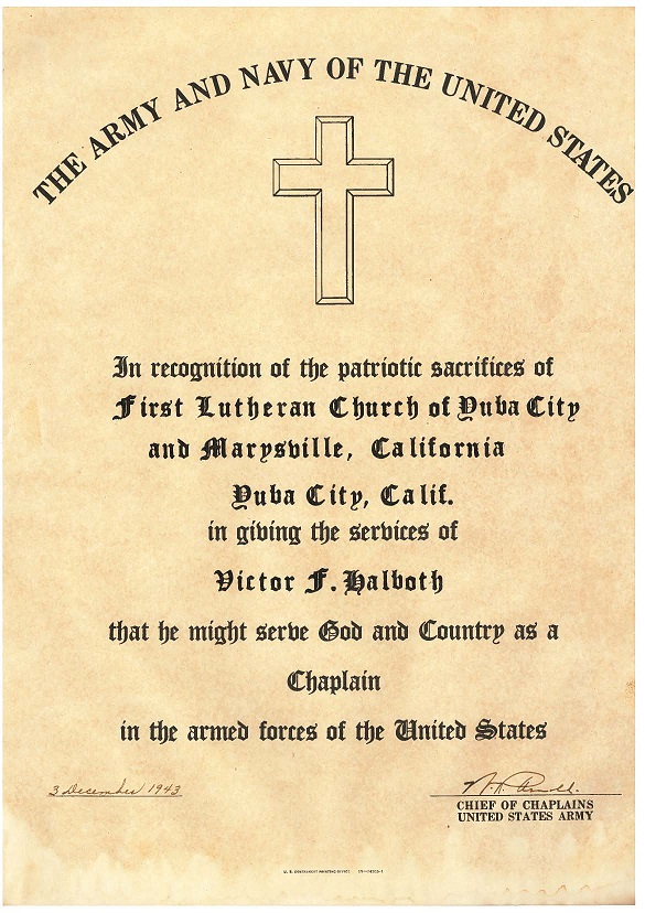 Arnold-Certificate-1943-50